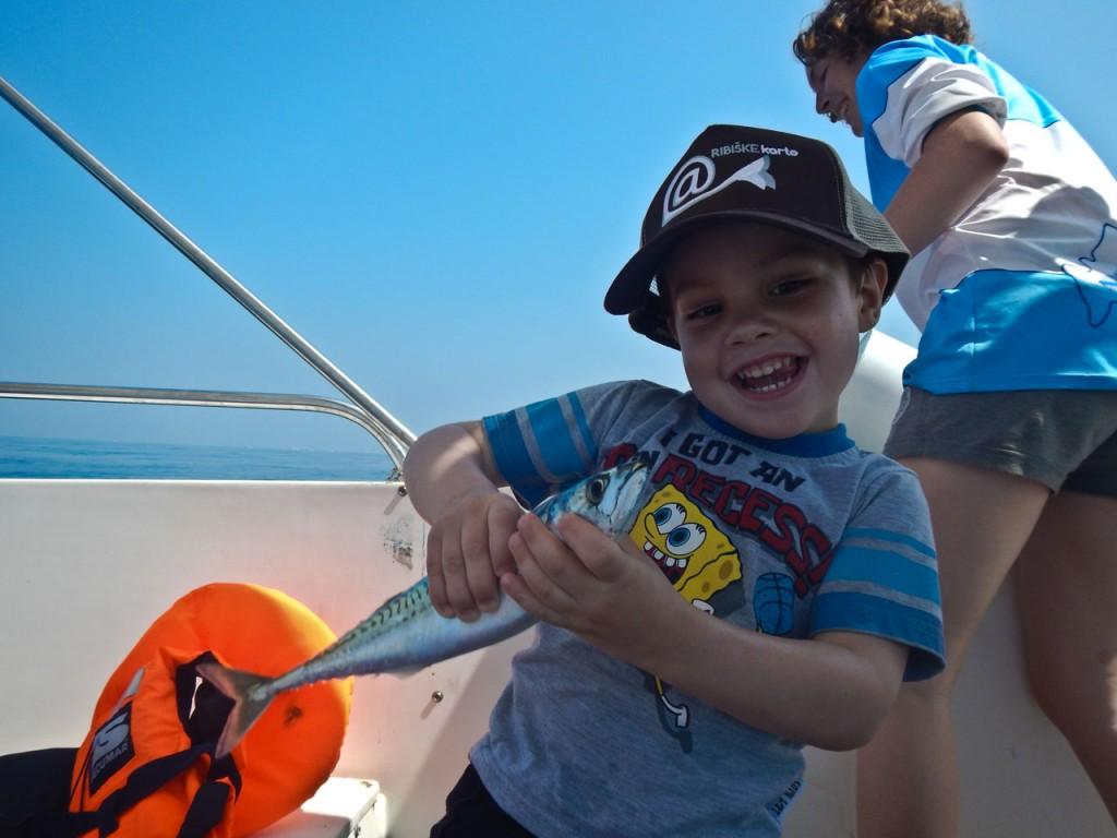Ribolov za otroke